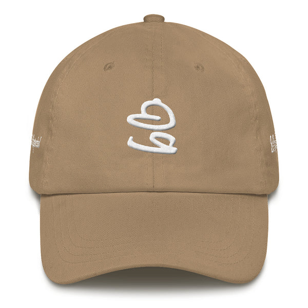 bb Logo On The Side Dad Hat