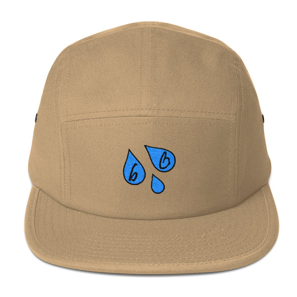 bb Drip Five Panel Hat
