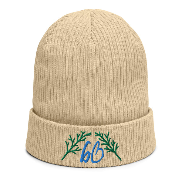 bb Branches Organic Ribbed Beanie