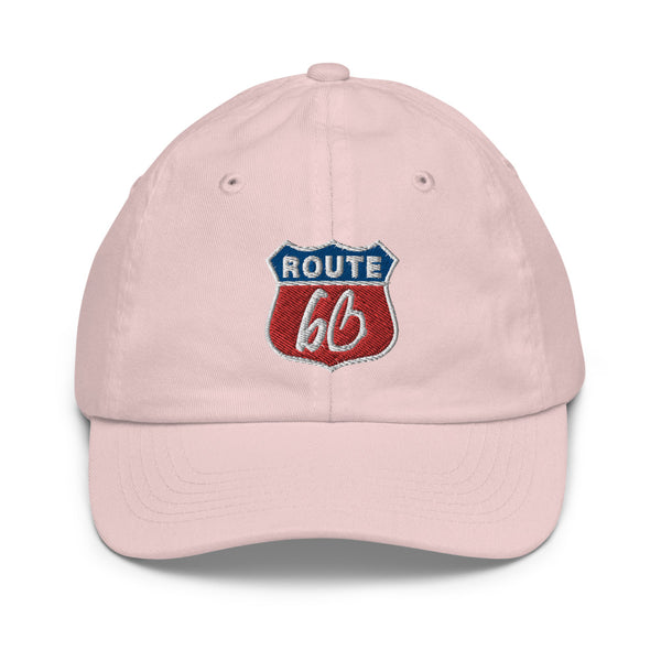 ROUTE bb Youth Baseball Hat