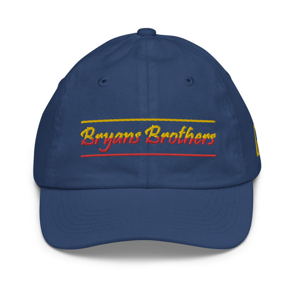 Two Tone Bryans Brothers Youth baseball Hat