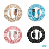10 FT Braided iPhone Cable Fast Charging and Extra Length