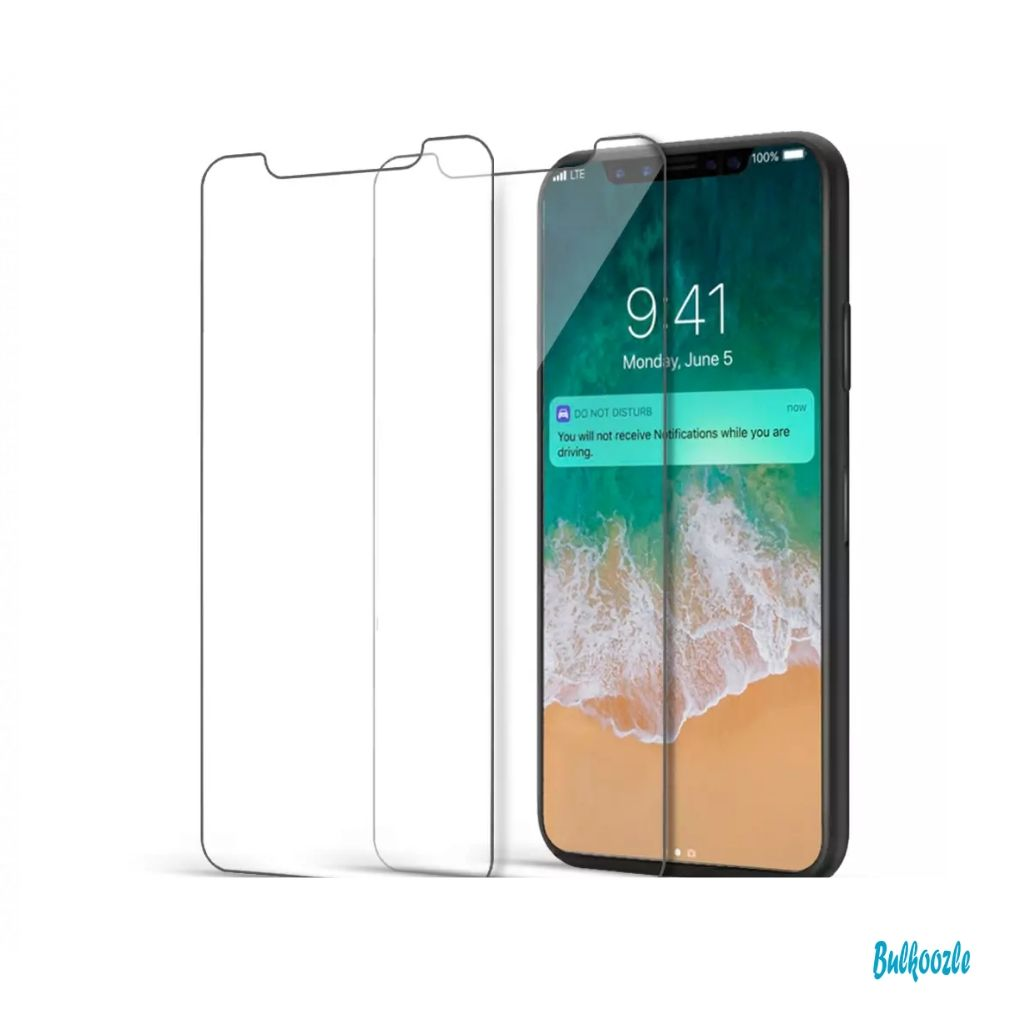 Tempered Glass Screen in Paper Packing For Samsung A6