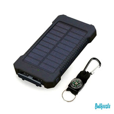 Hot Solar Power Bank 30000mAh Double USB Solar charger