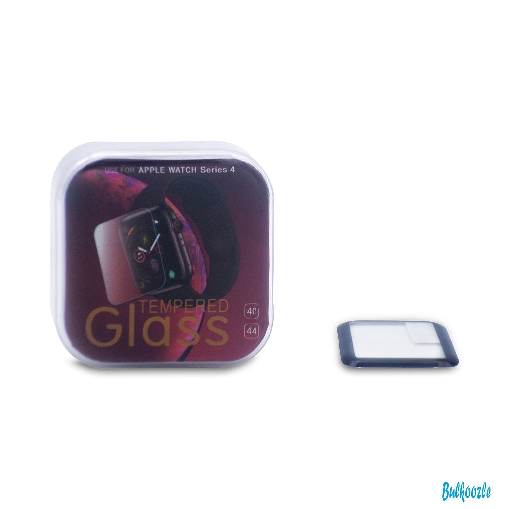Apple watch series 4 tempered glass screen Full Cover