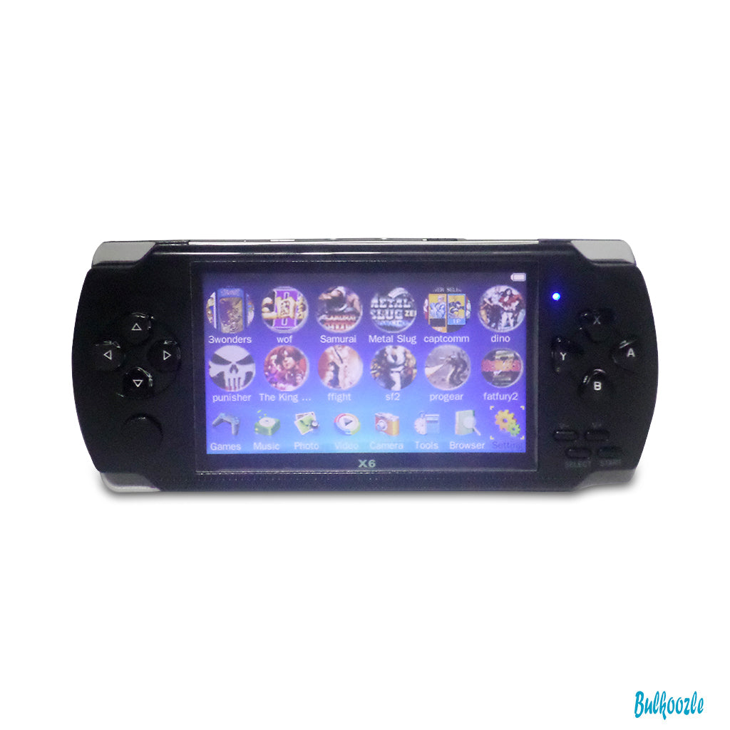Handheld game console real 8GB Memory