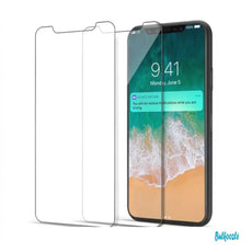 Tempered Glass Screen in Paper Packing For iPhone XS Max