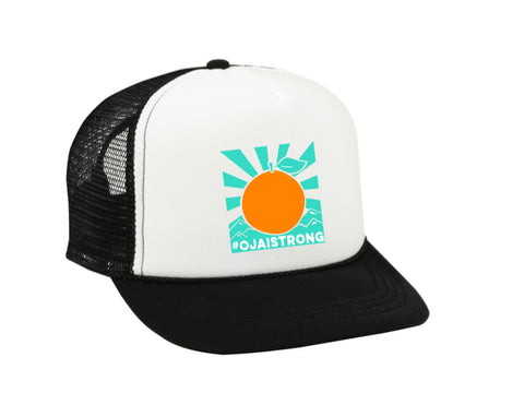 Ojai Strong Hat : Adult & Youth STORE PICKuP