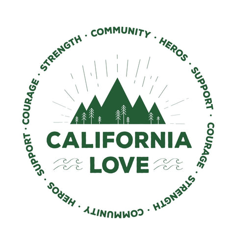 California Hero Love Hat