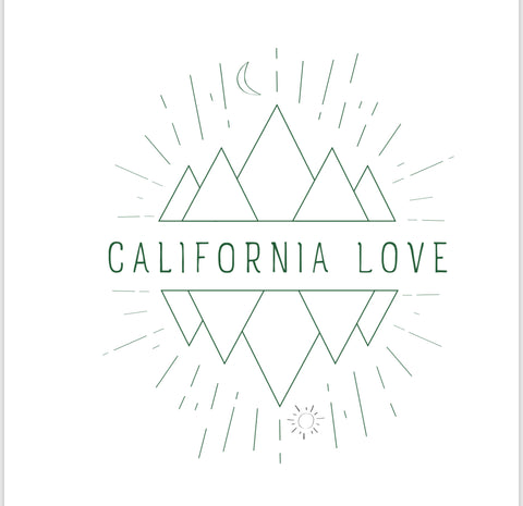 California Love Kids T