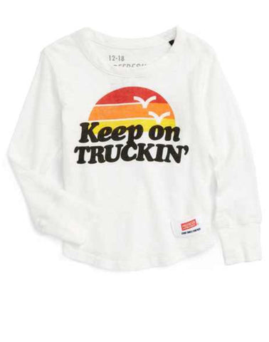 PREFRESH Keep On Truckin T