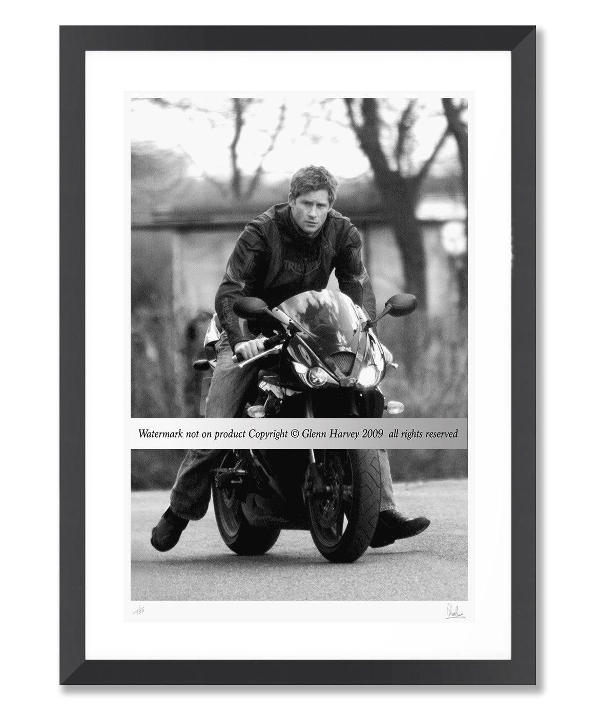 hrh prince harry luxury fine art framed photo limited edition new