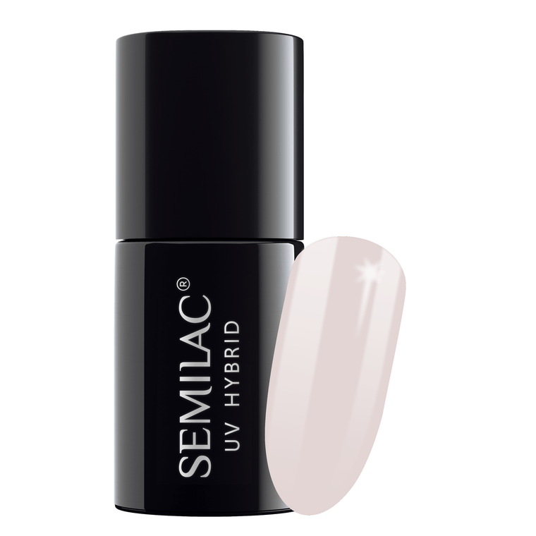 Semilac 002 Delicate French UV Gel Polish 7 ml