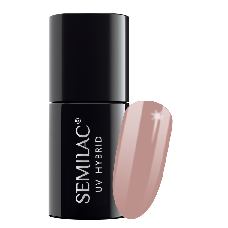 Semilac 004 Classic Nude UV Gel Polish 7 ml
