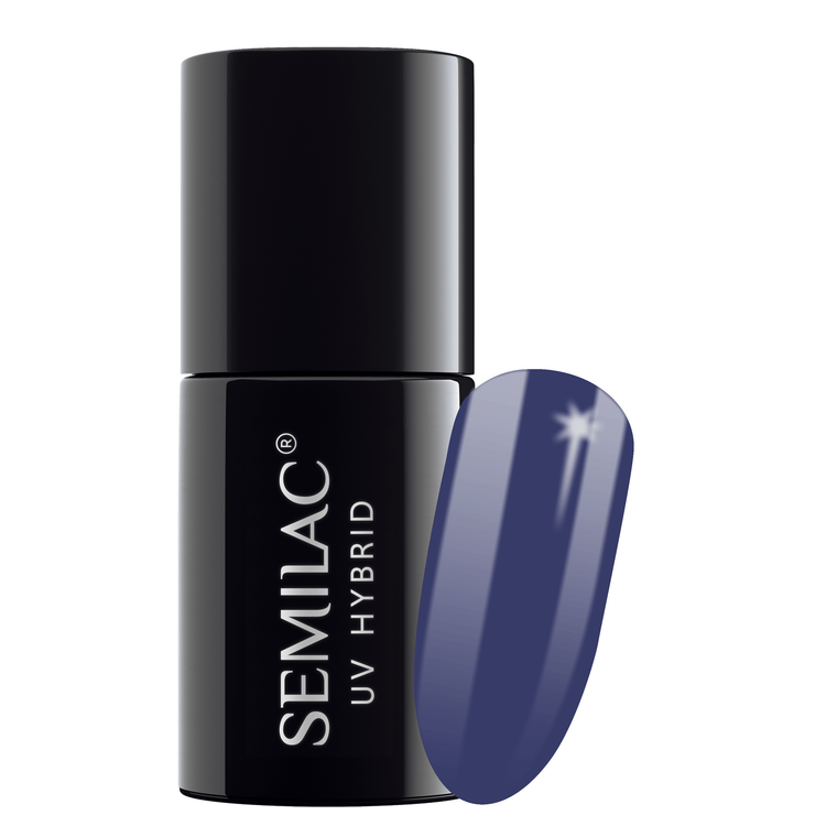 Semilac 018 Cobalt UV Gel Polish 7 ml