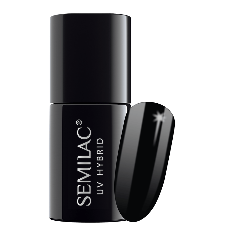 Semilac 031 Black Diamond UV Gel Polish 7 ml