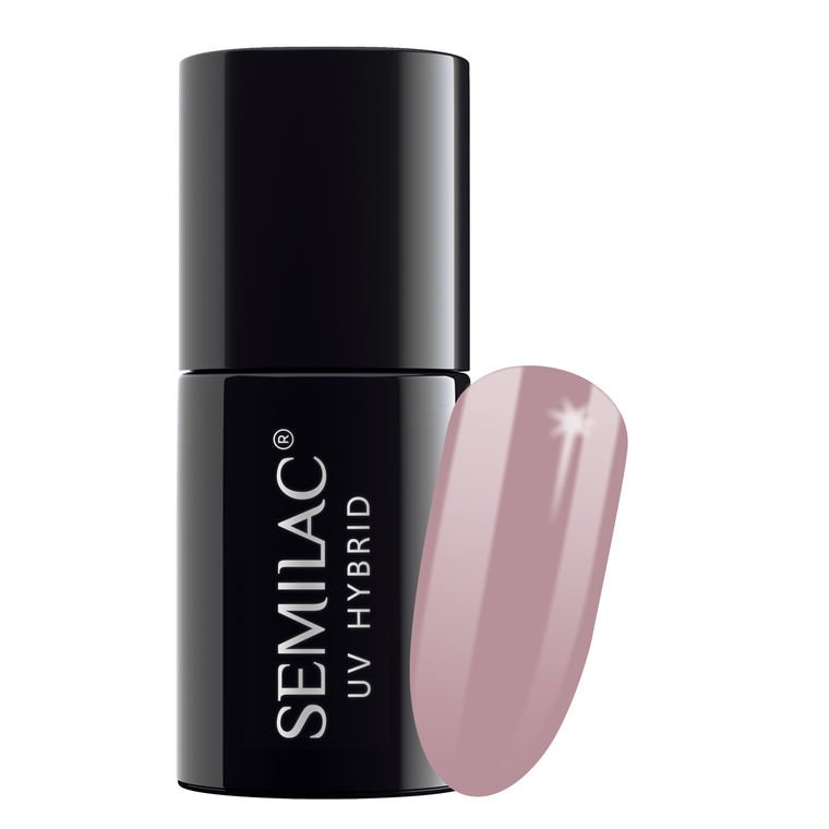Semilac 057 Nude Beige Rose UV Gel Polish 7 ml