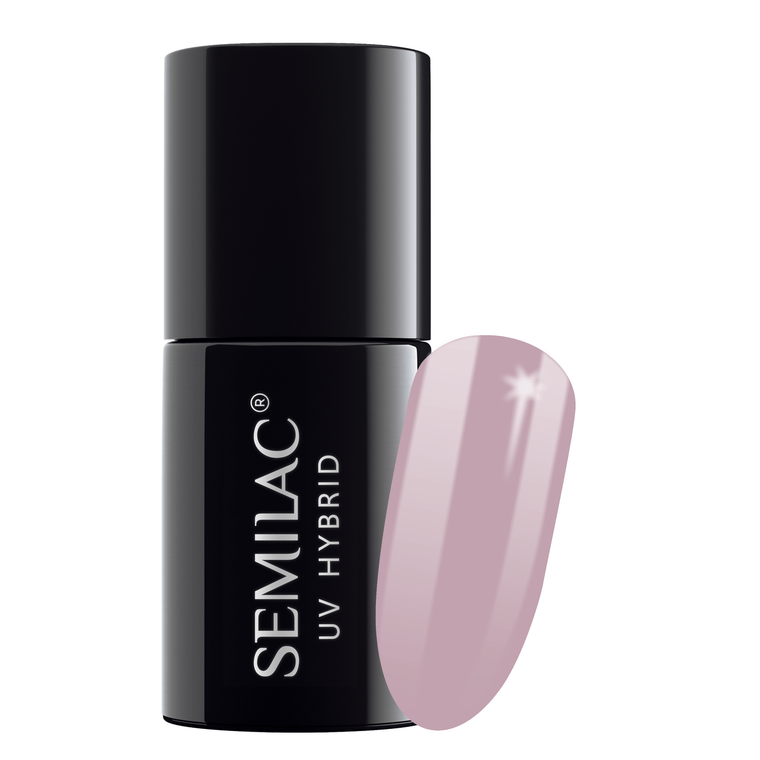 Semilac 058 Heather Grey UV Gel Polish 7 ml