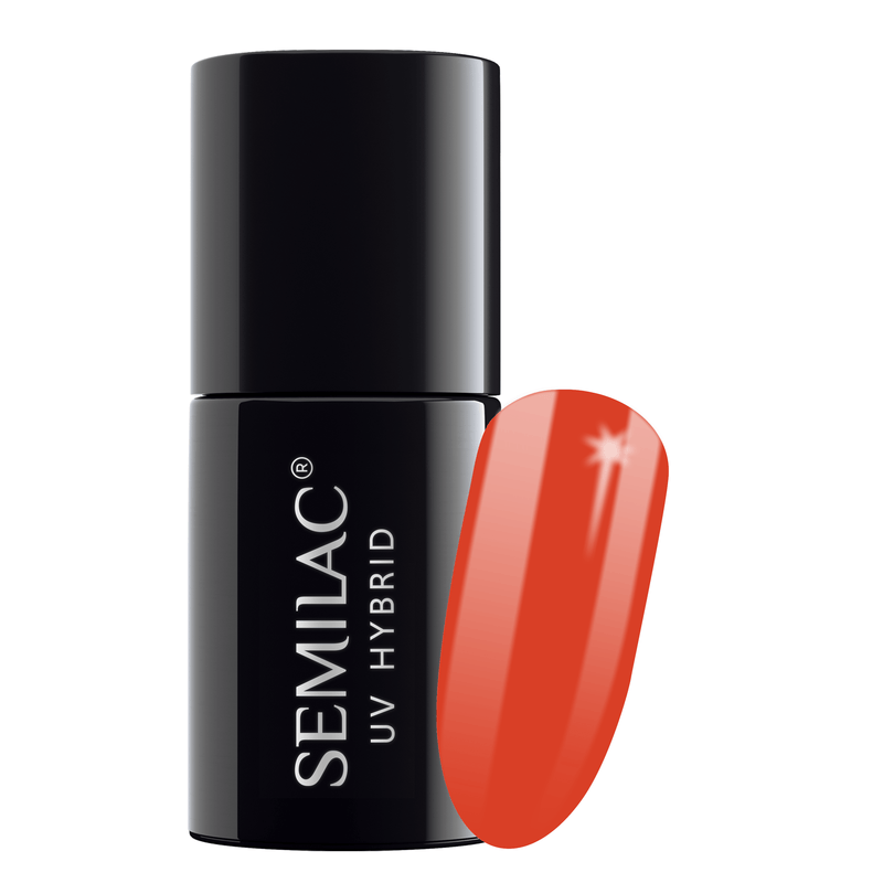 Semilac 061 Juicy Orange UV Gel Polish 7 ml