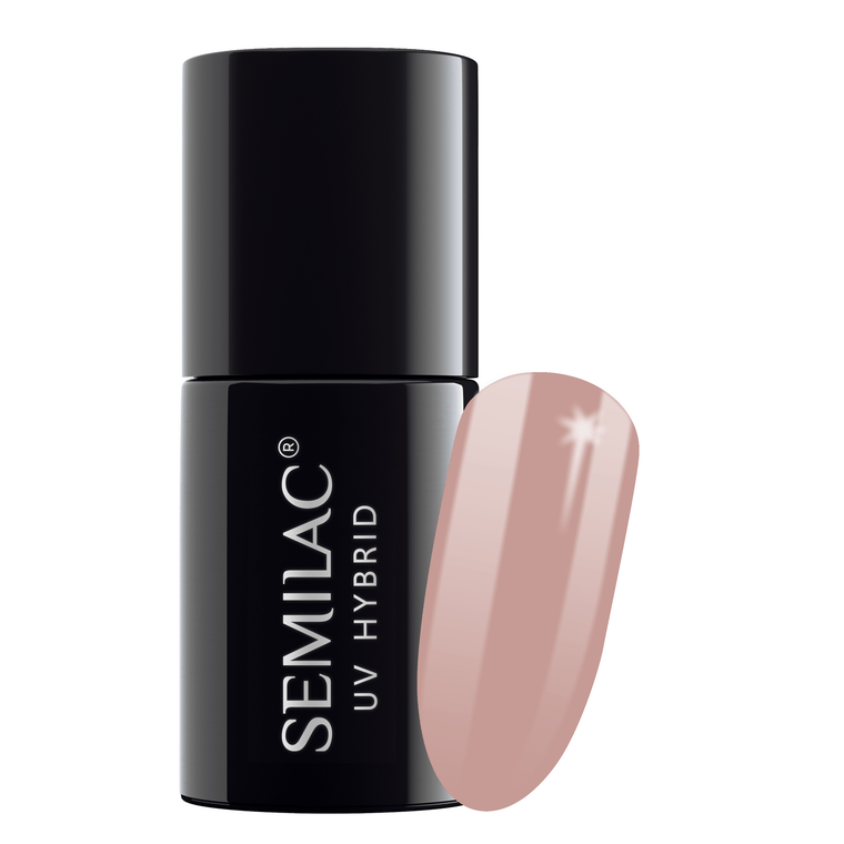 Semilac 136 Creamy Muffin UV Gel Polish 7 ml