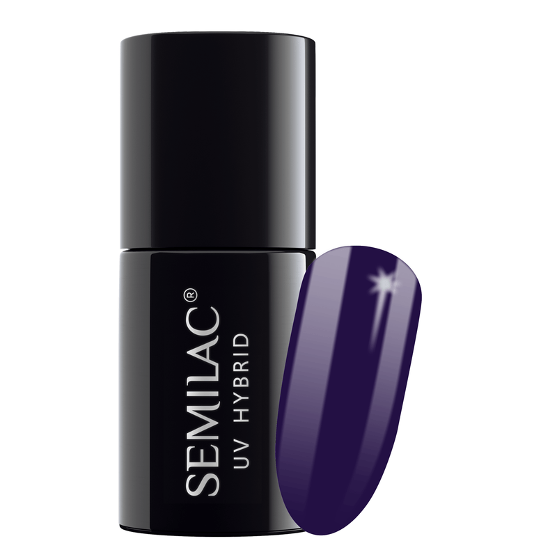Semilac 148 Night Euphoria UV Gel Polish 7 ml - FlowertushBeauty