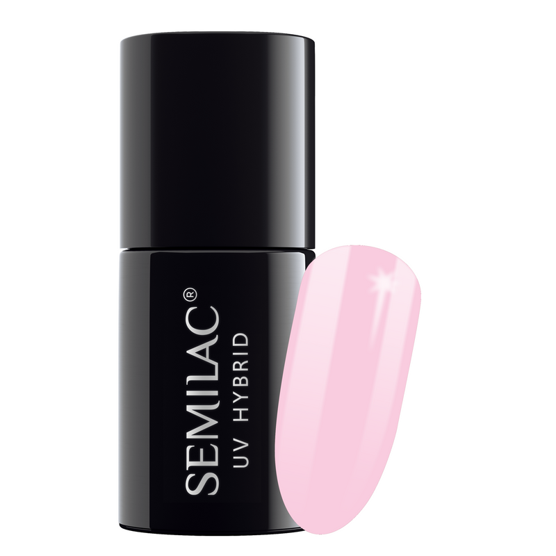 Semilac 157 Little Rosie UV Gel Polish 7 ml - FlowertushBeauty
