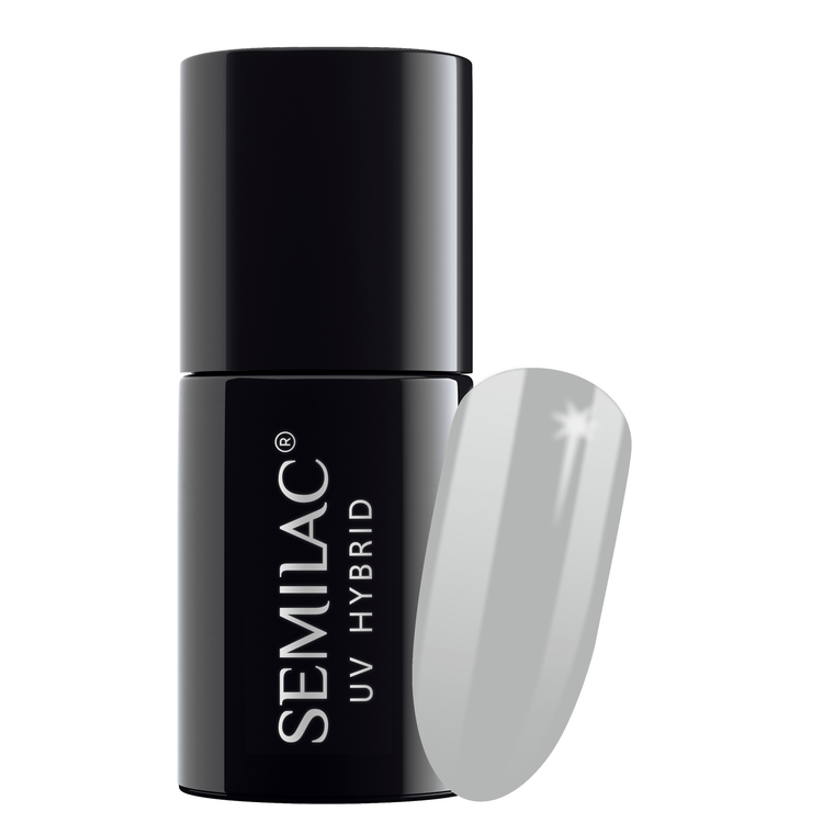 Semilac 183 Grey Pepper UV Gel Polish 7 ml