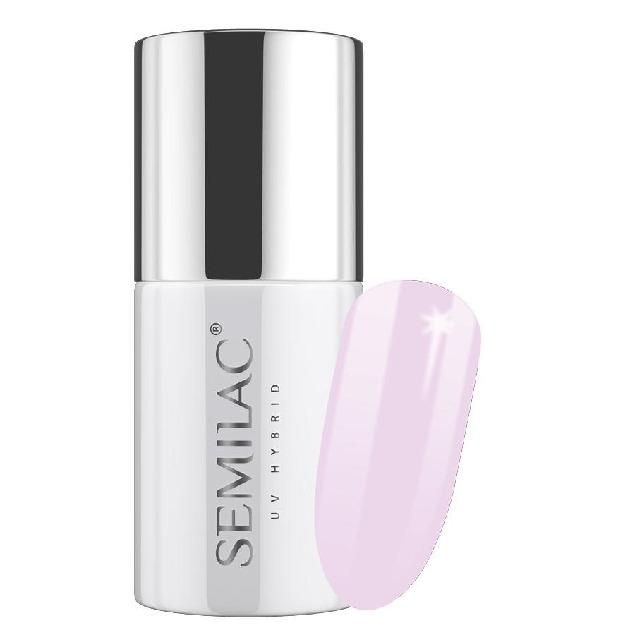 Semilac 193 Cold Lila UV Gel Polish 7 ml - FlowertushBeauty
