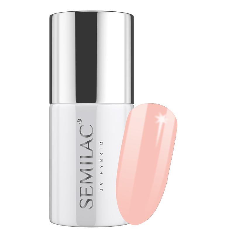 Semilac 195 Soft Apricot UV Gel Polish 7 ml - FlowertushBeauty