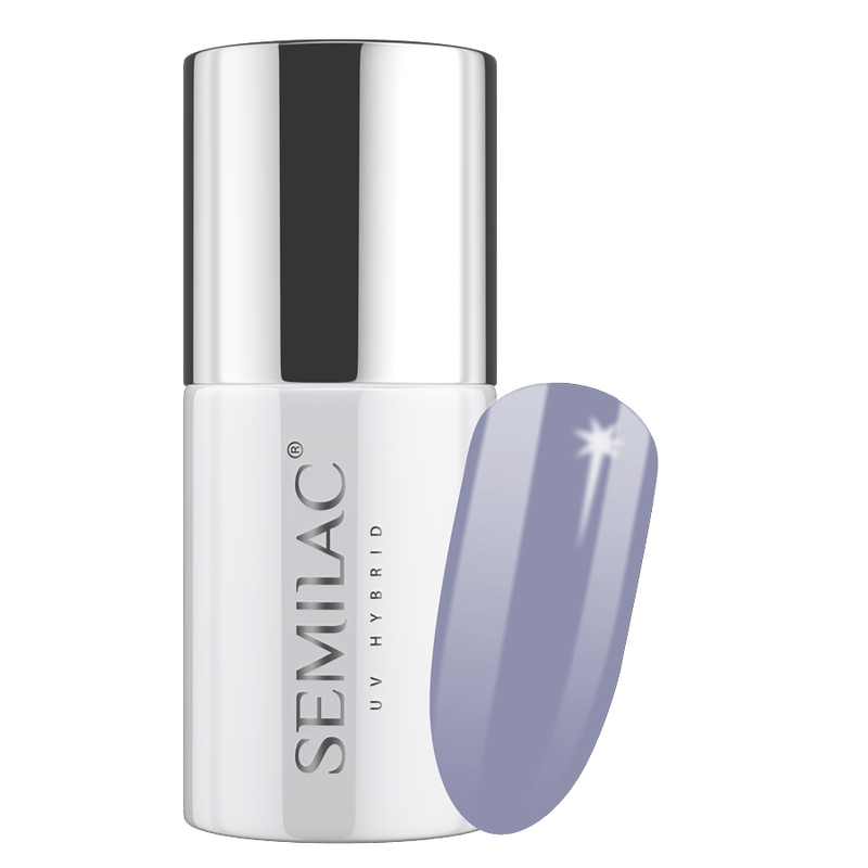 Semilac 206 Classic Grey UV Gel 7 ml