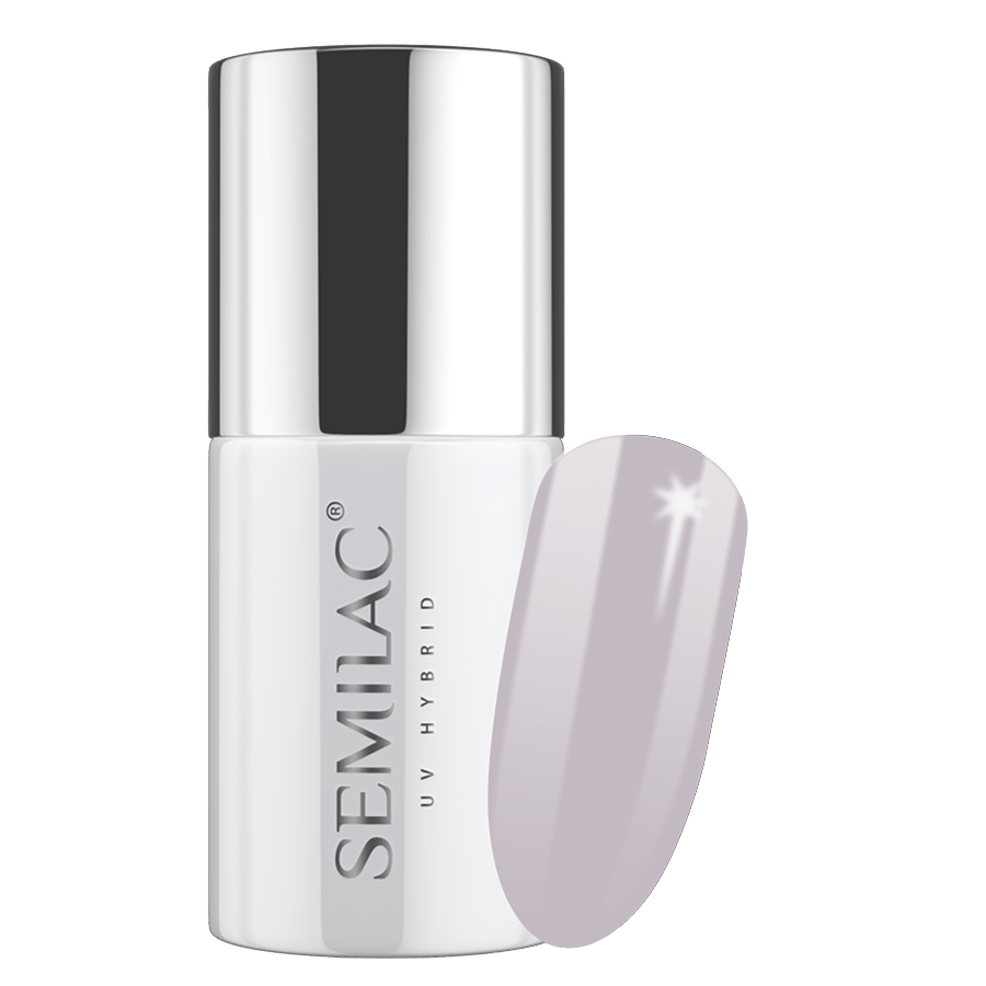 Semilac 224 Official Grey UV Gel 7 ml