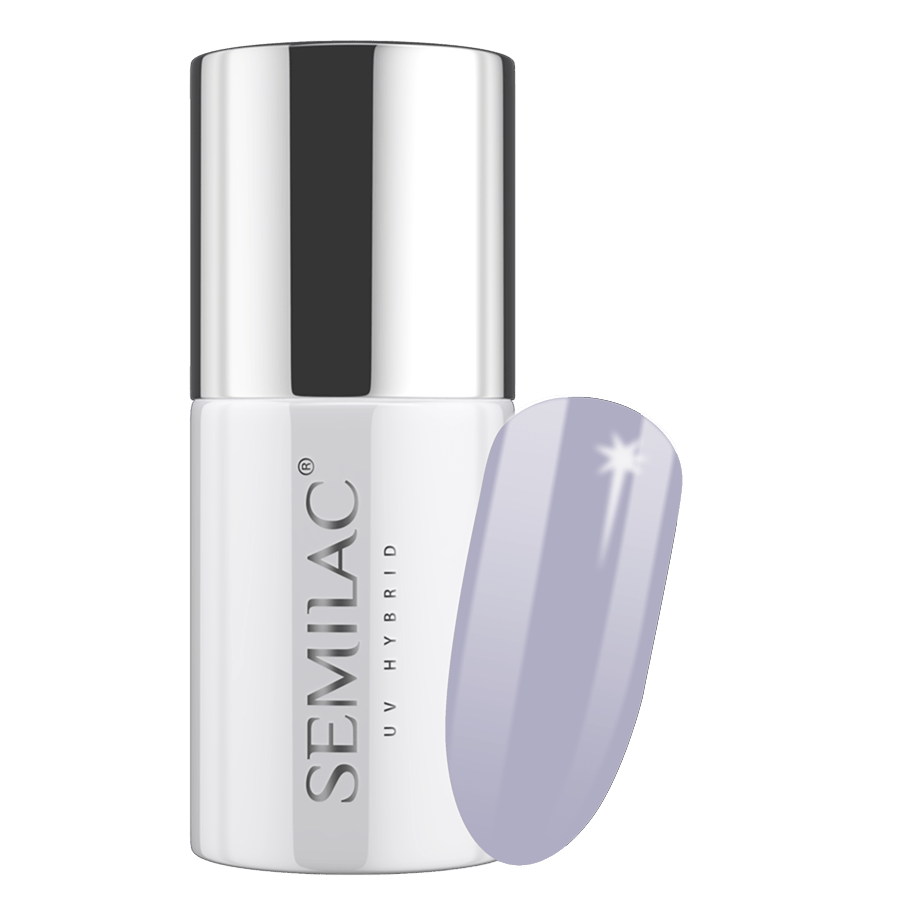 Semilac 225 Smoky Lila  UV Gel 7 ml