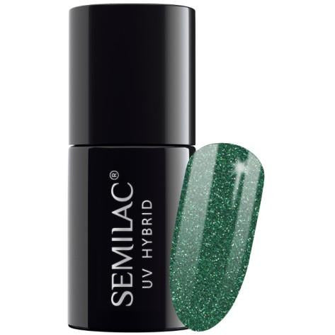 Semilac 262 Platinum Green  UV Gel 7 ml