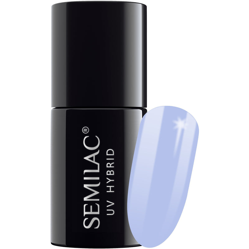 Semilac 279 Light Violet UV Gel Polish 7 ml - FlowertushBeauty