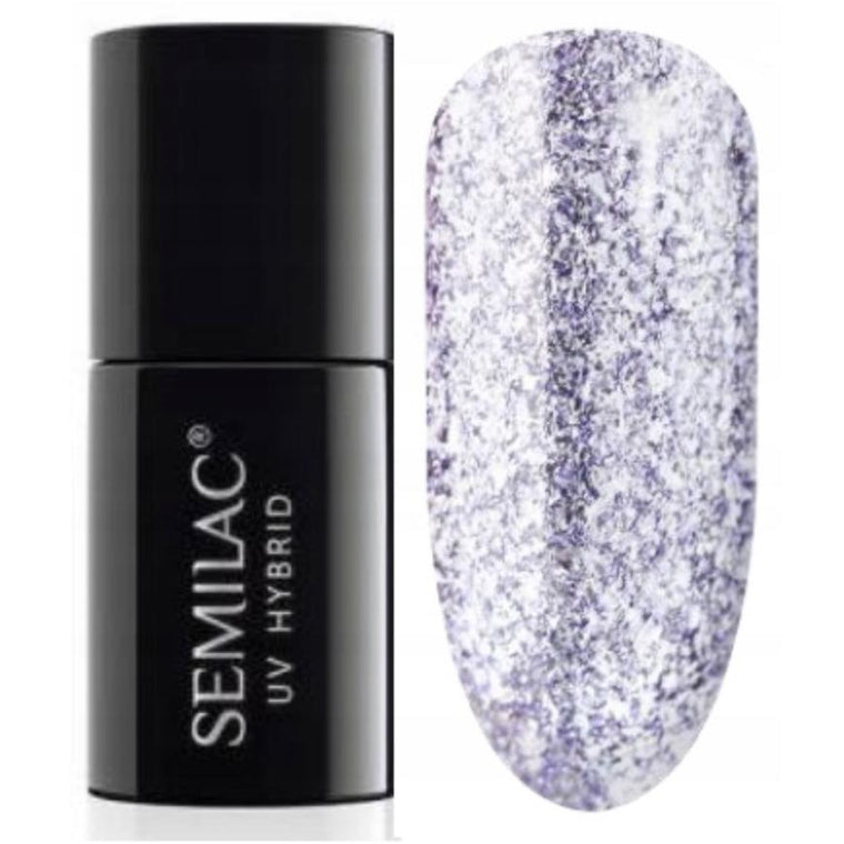 Semilac 297 Violet Shimmer UV Gel Polish 7 ml
