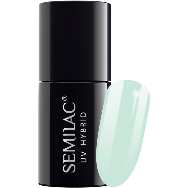 Semilac 508 Mint Cream UV Gel Polish 7 ml