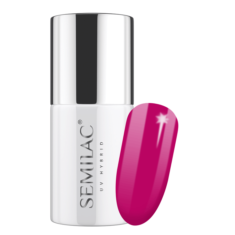 Semilac 556 Carmine Boom UV Gel Polish 7 ml