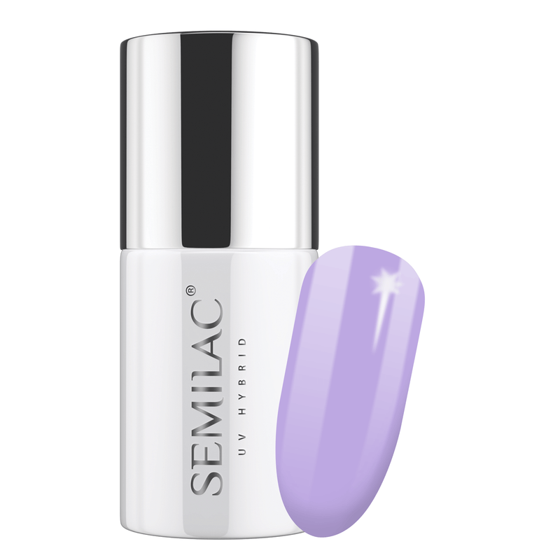 Semilac 559 Violet Blast UV Gel Polish 7 ml - FlowertushBeauty