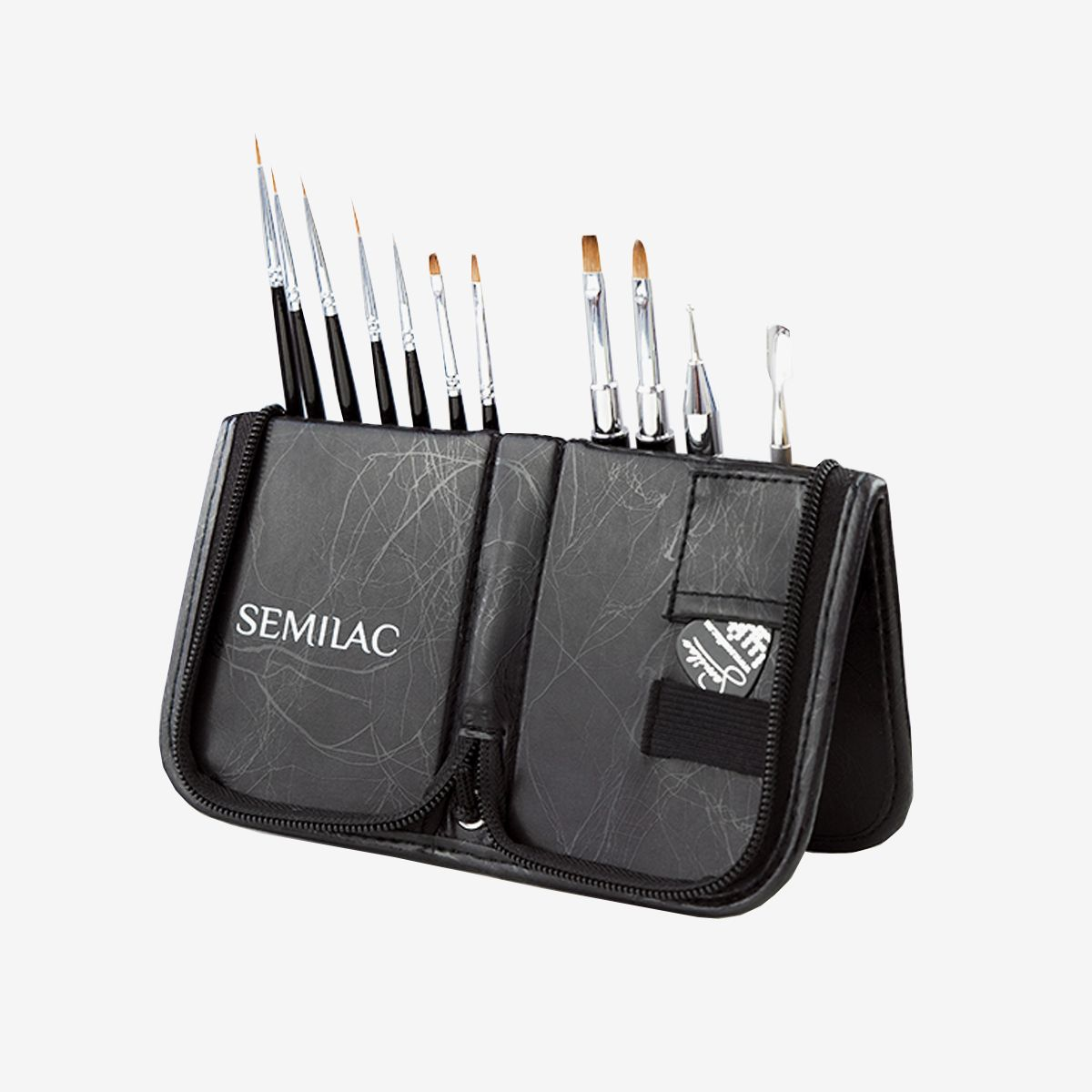 Semilac Holder for Brushes - FlowertushBeauty
