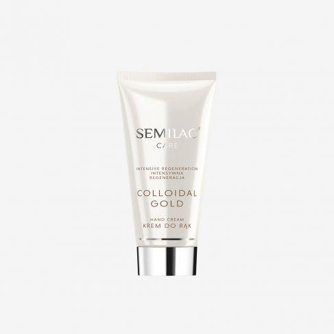 Semilac Colloidal Gold Hand Cream 50ml