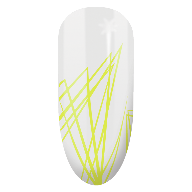Semilac Spider Gel Gum Yellow - FlowertushBeauty