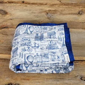 Ready To Ship Weighted Blanket 15.8lbs Single/Twin size