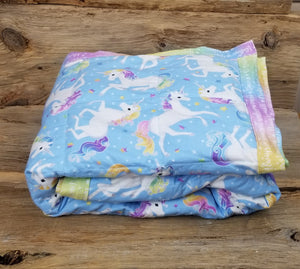 Ready to Order Order 8.6lbs Youth Weighted Blanket