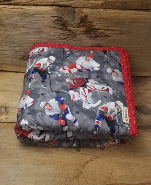 Ready to ship 15.2lbs Single/Twin Weighted Blanket