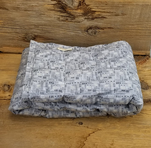 Ready To Ship Couch 9 lbs Weighted Blanket