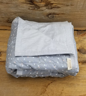 Ready to ship 12Lbs Single/Twin Weighted Blanket
