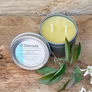Sensual Beeswax Aromatherapy Candle