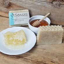 Unscented Oats & Honey Soap