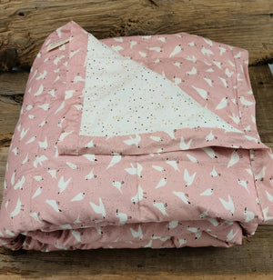 Ready To Ship Weighted Blanket 15.6lbs Twin/Single Size