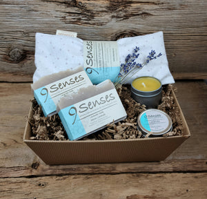 Lavender Lover's Gift Box
